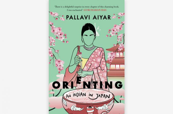 Orienting: An Indian in Japan