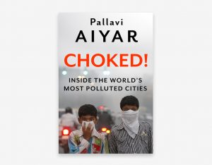 Pallavi Aiyar - Choked