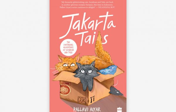 Jakarta Tails: The Continuing Adventures Of Soyabean and Tofu